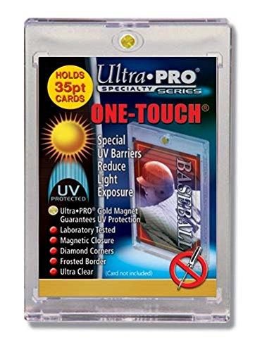 10 Ultra Pro 35 Pt Magnetic Cases
