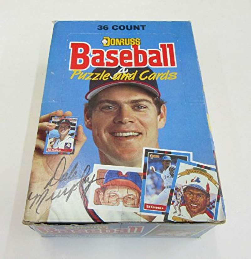 1988 Donruss Baseball Hobby Box