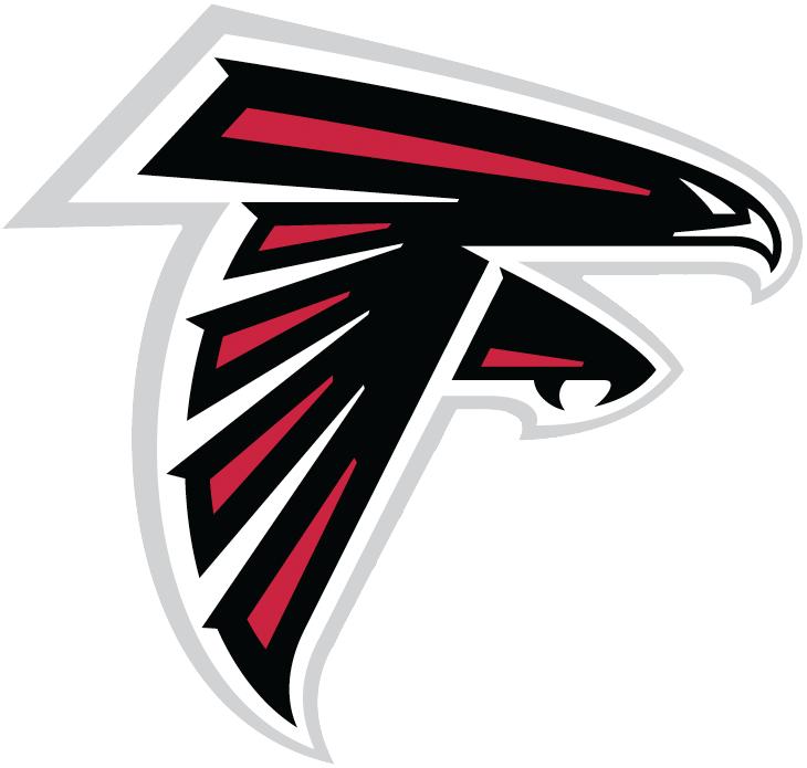 2020 Donruss Football Factory Atlanta Falcons Team Set
